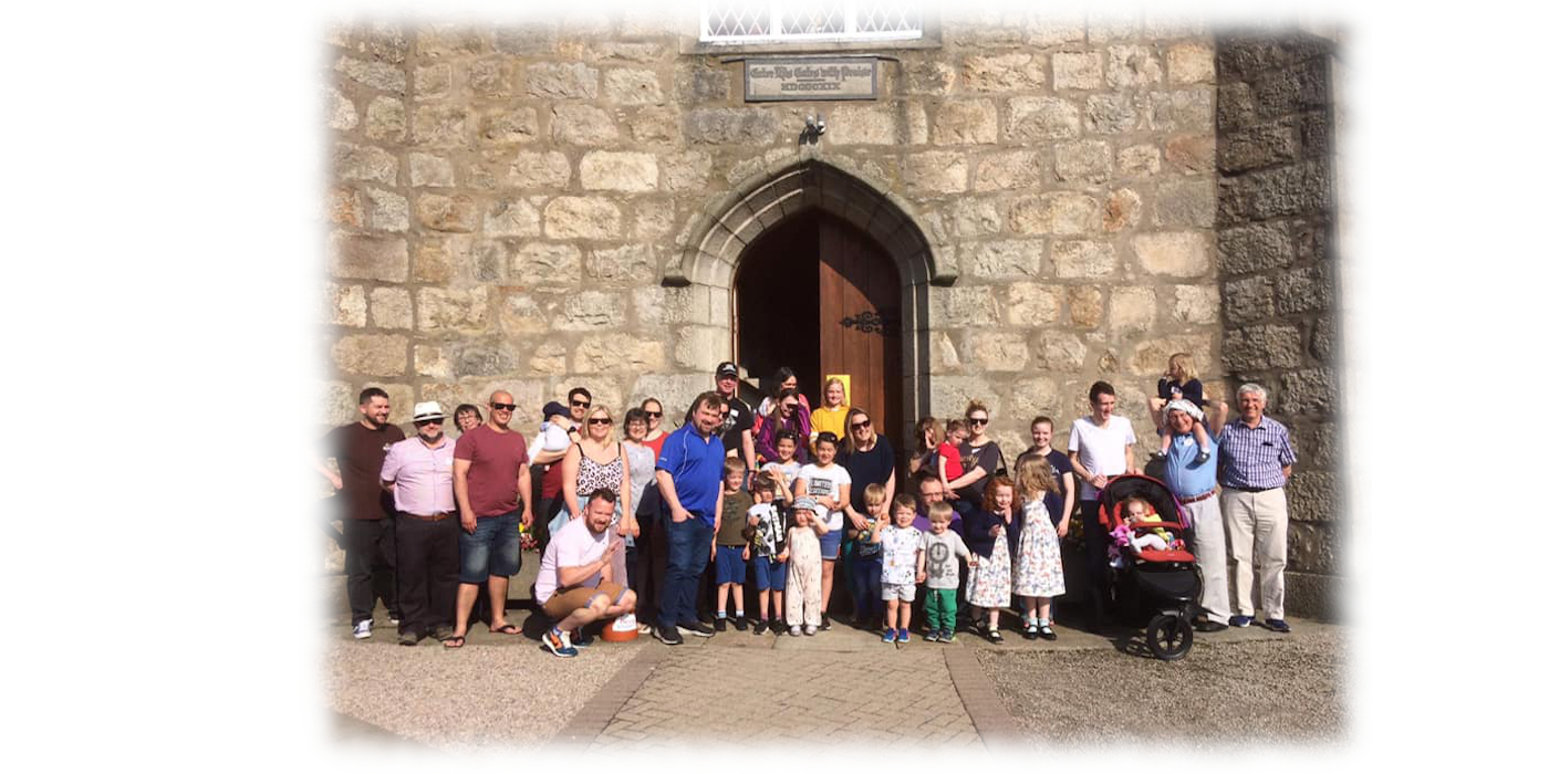 Welcome to Kintore Parish Church
